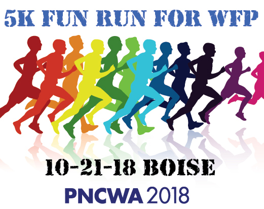 5k fun run oct 21 at pncwa2018 for water for people